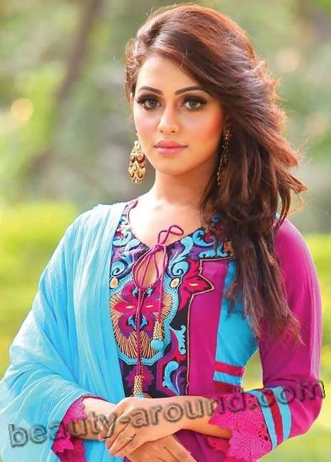 Nusraat Faria Mazhar Hottest Bangladeshi Woman photo