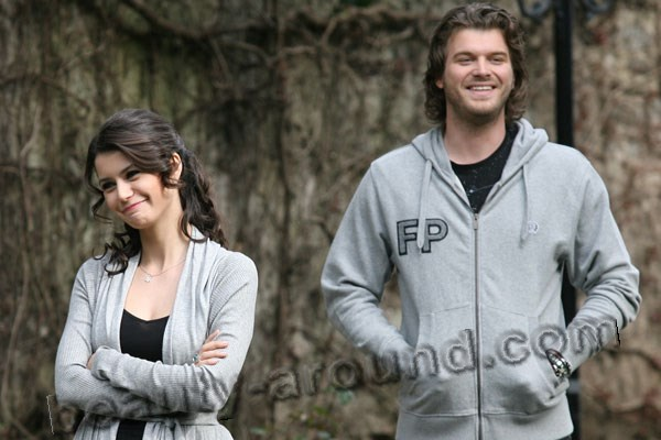 photo Beren Saat and kivanch tatlitug