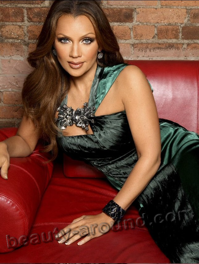 vanessa williams African-American woman photo