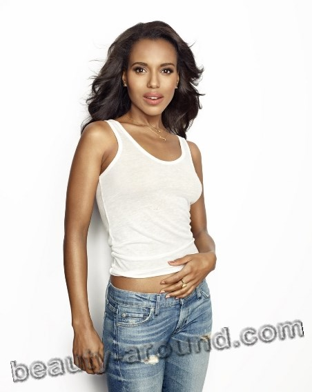 sexy kerry washington photo