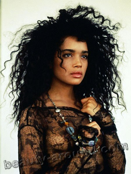 Lisa Bonet hottest black American actress