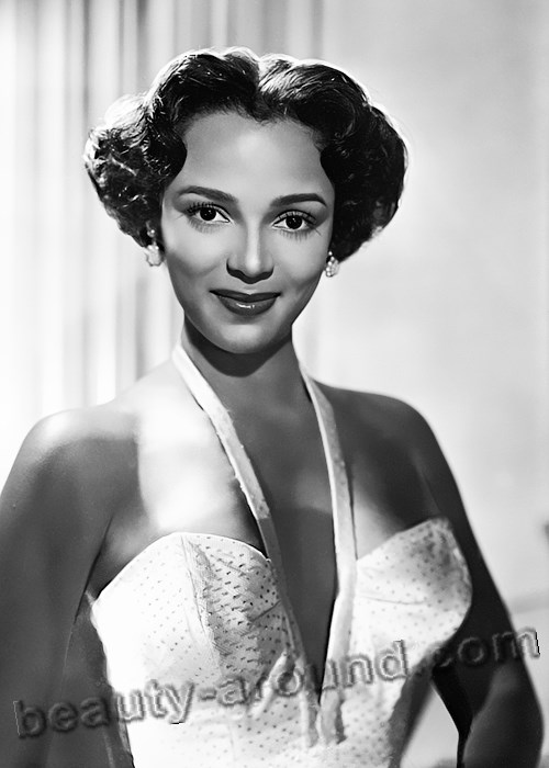 first black actress doroty dendridj photo