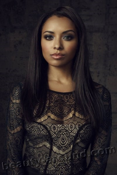 Kat Graham American black actress photo