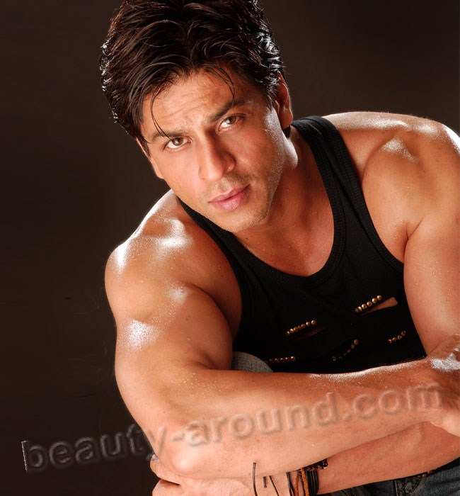 Shah Rukh Khan handsome bollywood actor