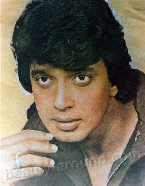 Mithun Chakraborty handsome bollywood actor
