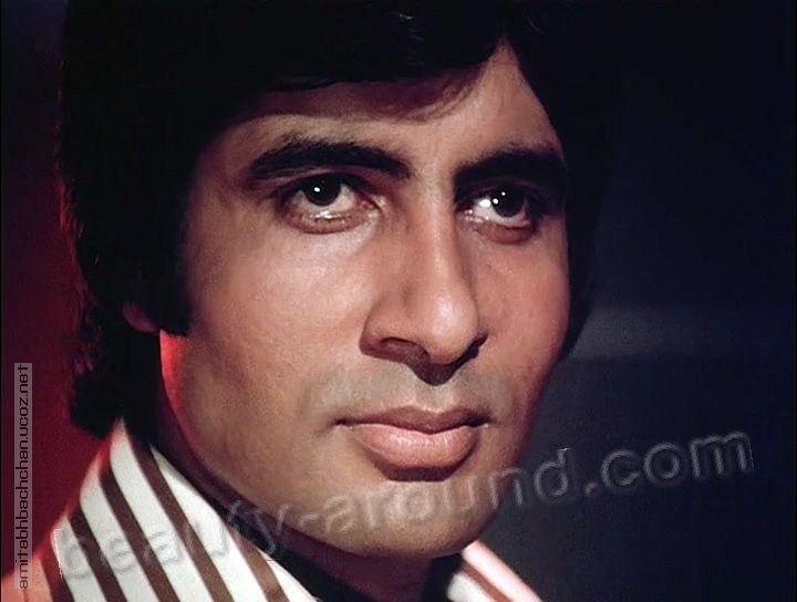 Amitabh Bachchan handsome bollywood actor