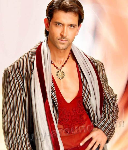 Hrithik Roshan handsome bollywood actor