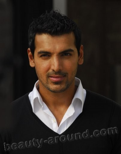 John Abraham handsome bollywood actor