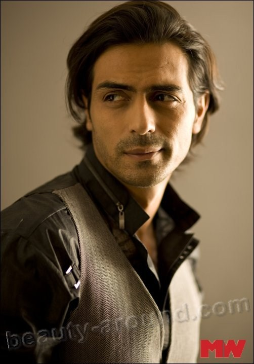 Arjun Rampal handsome bollywood actor