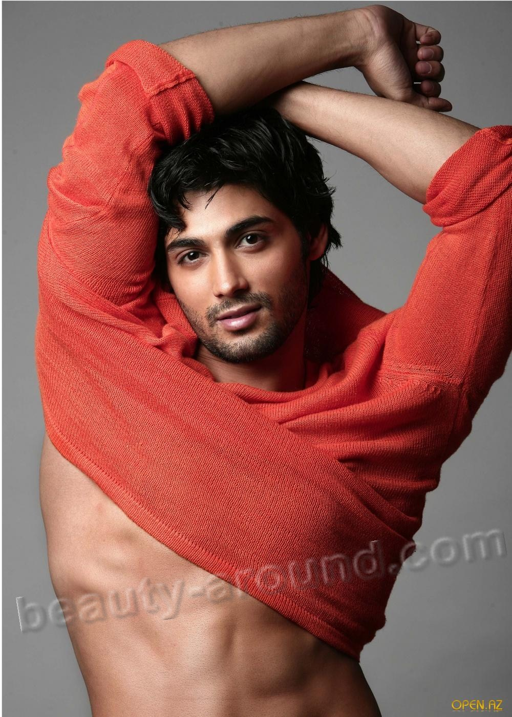 Ruslaan Mumtaz handsome bollywood actor