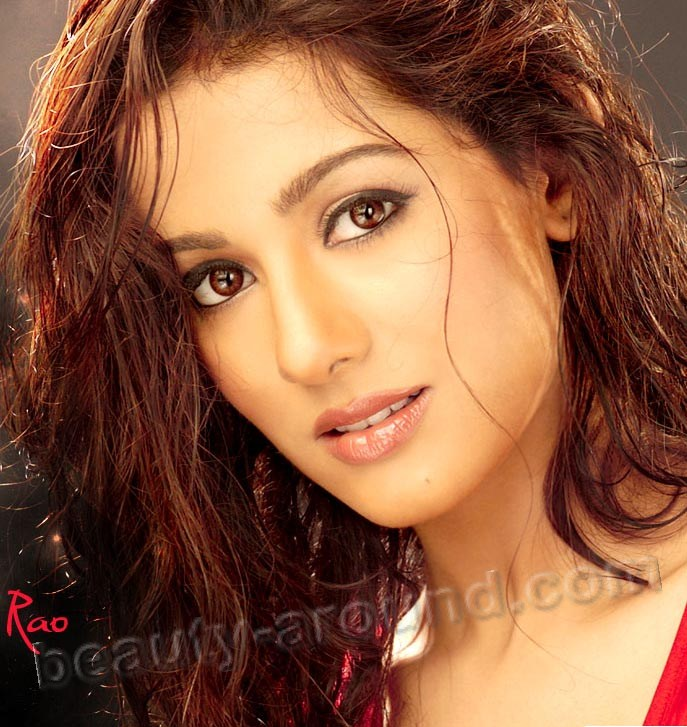 Amrita Rao beauty Indian film actress photo