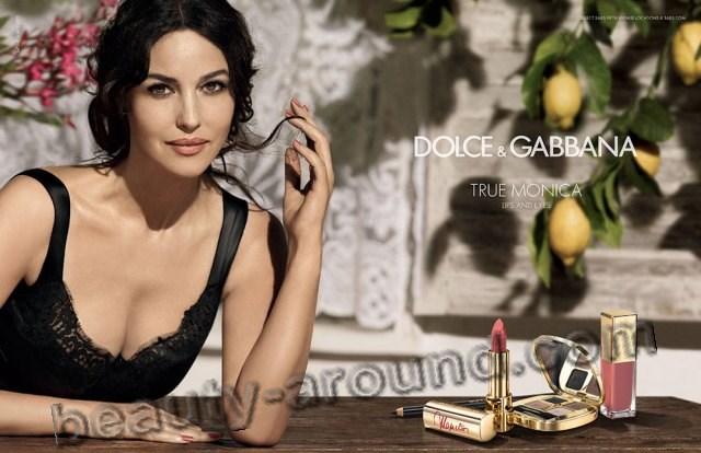 Dolce & Gabbana present Monica Beluchchi photos