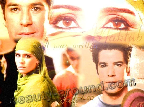 Brazilian soap opera The Clone / O Clone (2001) actors photos