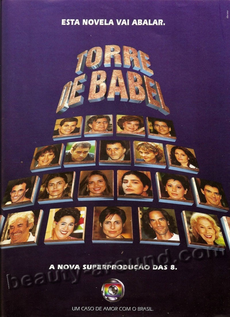 TV series Torre de Babel (1998) photos