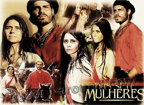 TV series of Brazilia The House Of Seven Women / A Casa Das Sete Mulheres (2003) photo
