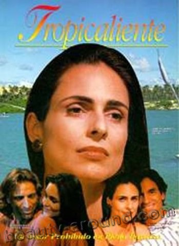 brazilian TV series Tropicaliente (1995) photo