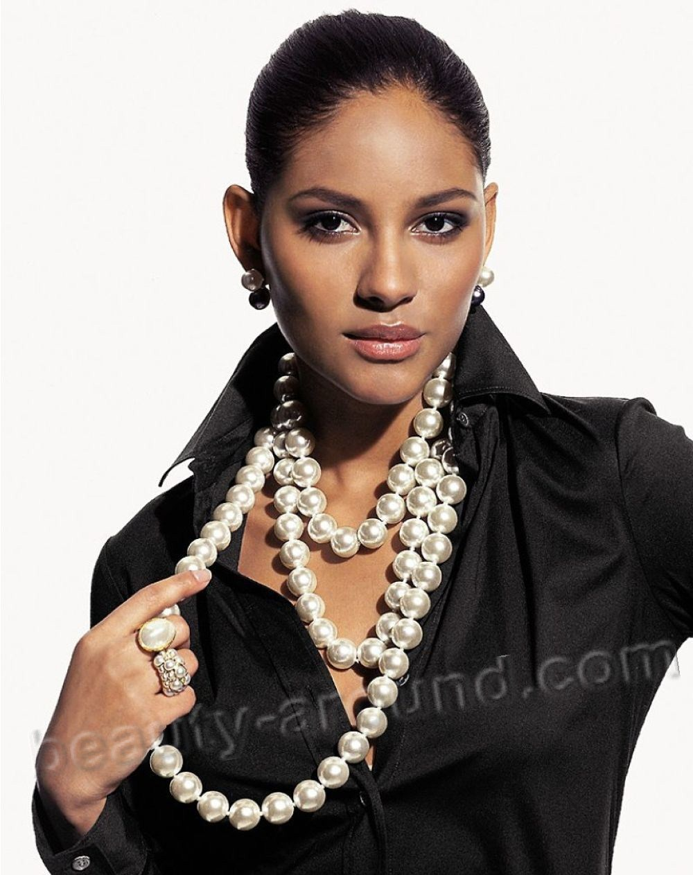 Emanuela de Paula  famous beatiful top model of Brazil