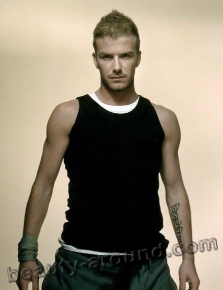 Дэвид Бекхэм / David Beckham, фото, английский футболист