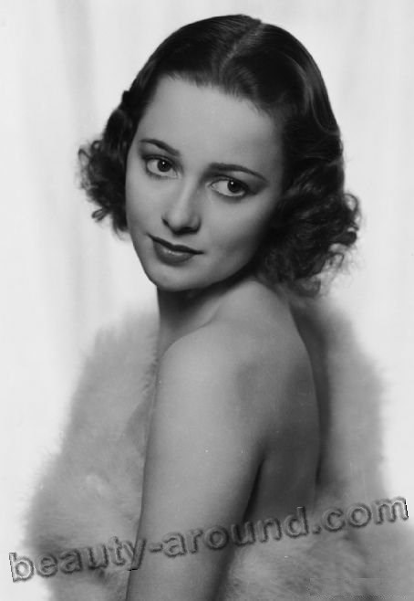 Beautiful British Women - Olivia de Havilland