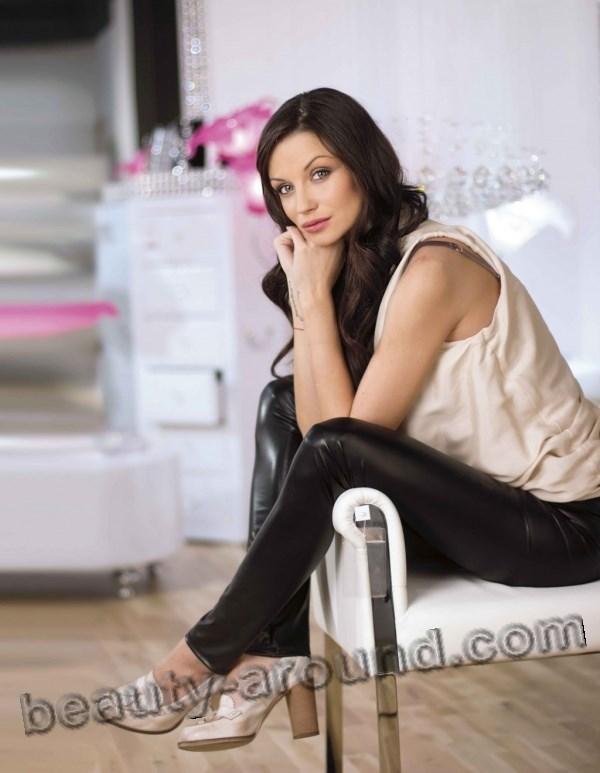 Диляна Попова / Diliana Popova болгарская модель и актриса фото