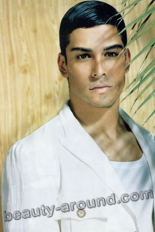 Burak Ozcivit model photo
