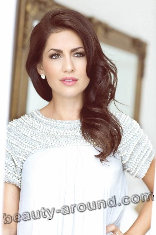 Canadian Beauty Magazines: Top-17 Beautiful Canadian Women. Photo Gallery