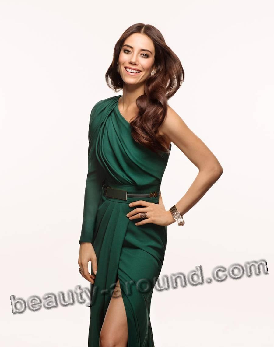 Джансу Дере красивая турецкая актриса фото
