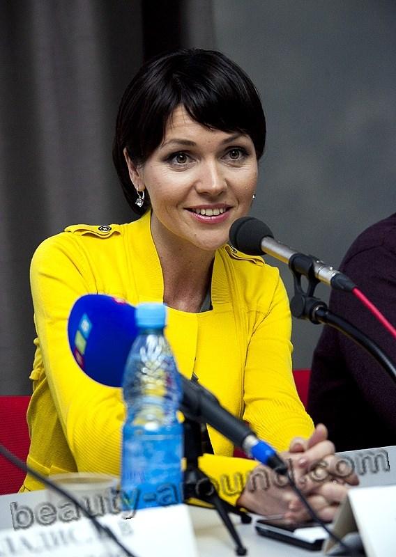 Анастасия Чернобровина в эфире фото