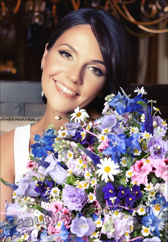 Анастасия Чернобровина фото в журнале