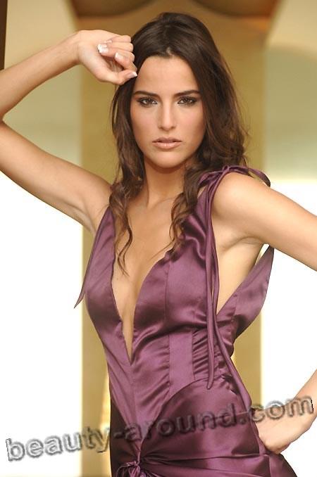 Renata Ruiz most beautiful Chilean model photo
