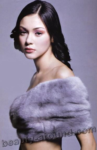 Constanza Silva Miss World Chile 2006 photo