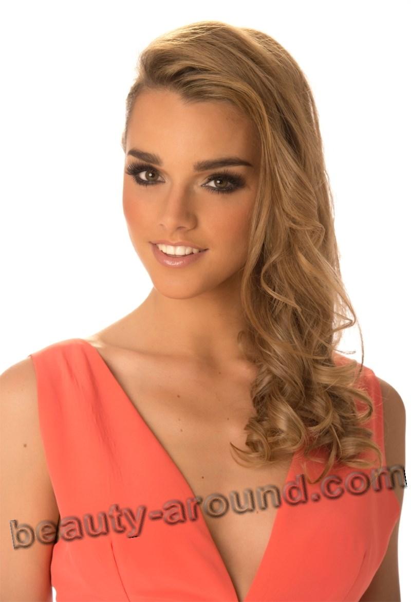 Ana Luisa König Miss Universo Chile 2012 photo