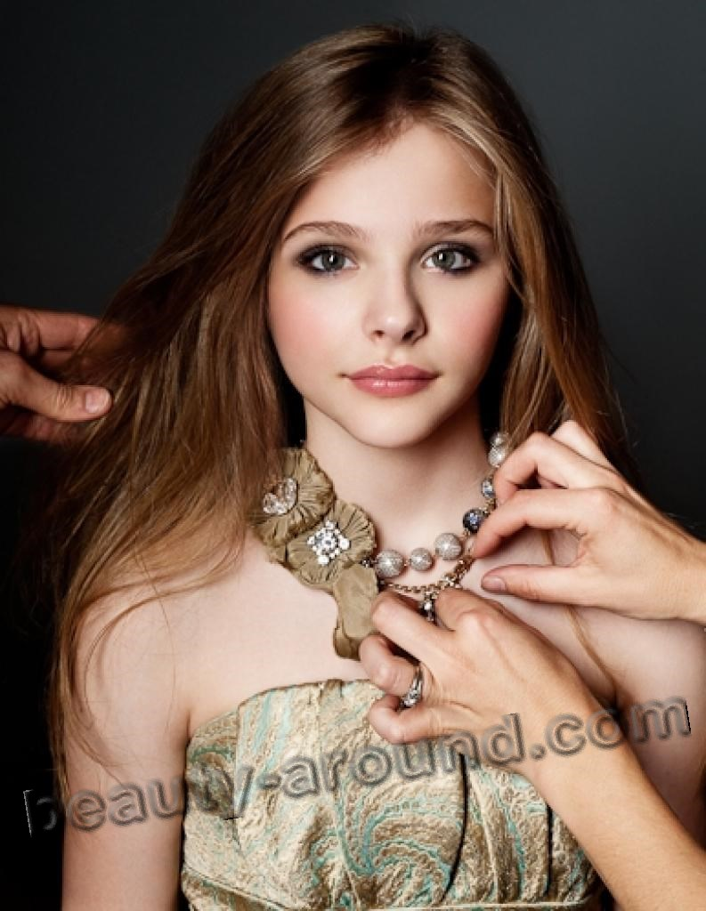 Chloe Grace Moretz - Biography, Filmography, Photos
