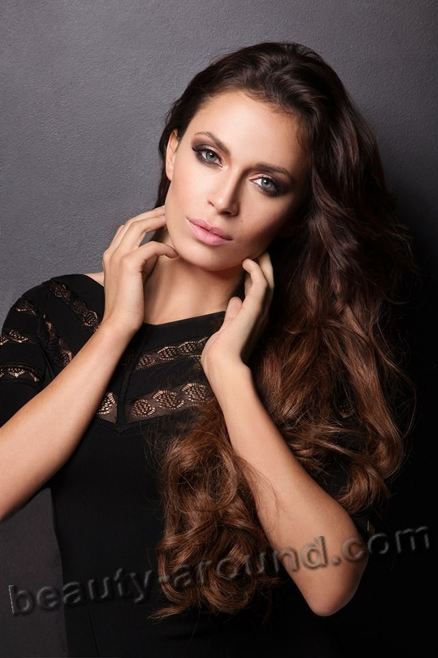 Contestants Miss Universe 2014. Ivana Mišura Miss Croatia Universe 2014 photo