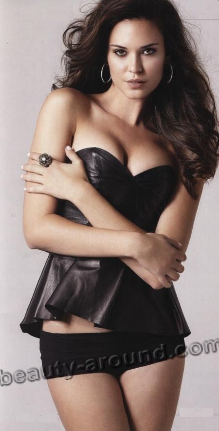 Beautiful Cuban Women Odette Annable