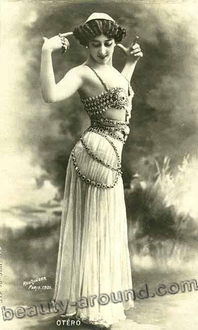 история беллиденса - танца живота.