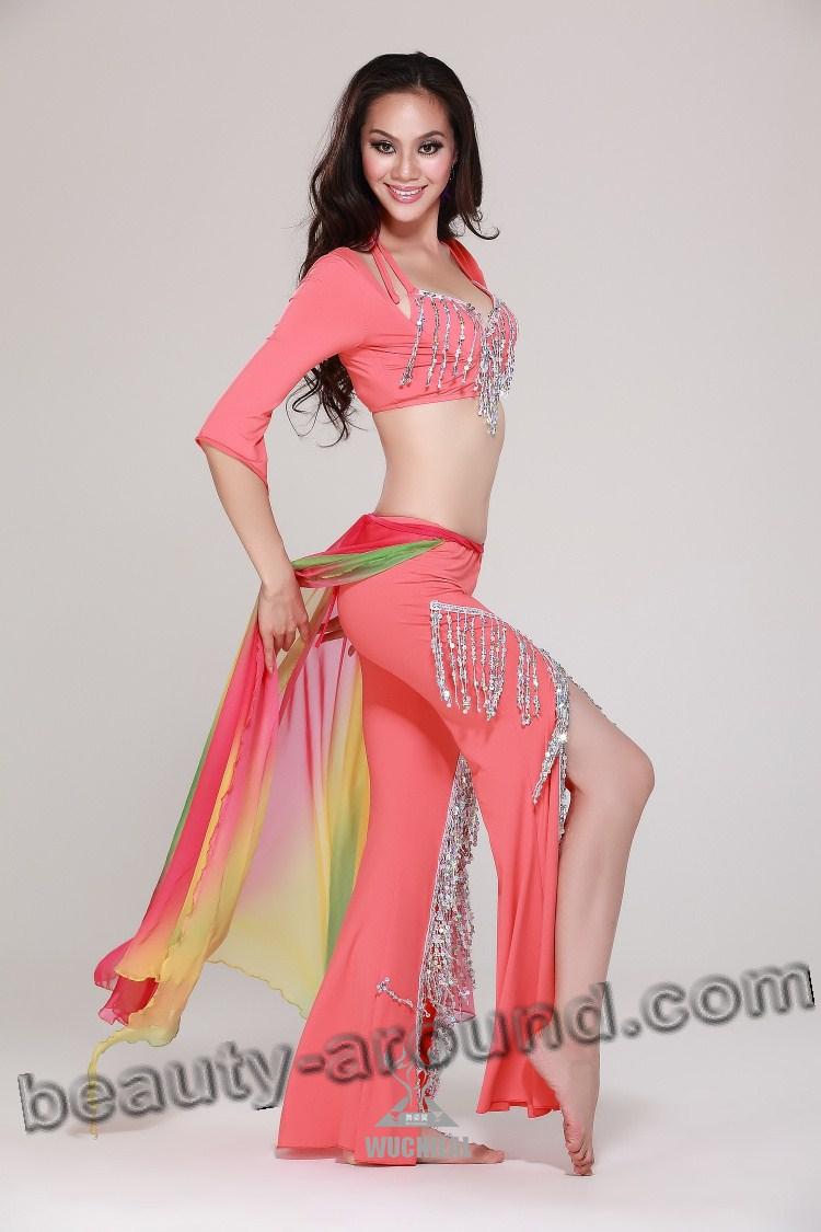 Дизайн костюма для танца живота, купить костюм, заказать.