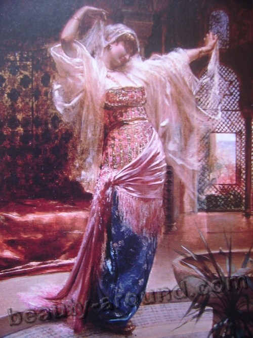картина танца живота, рисунки беллиденса