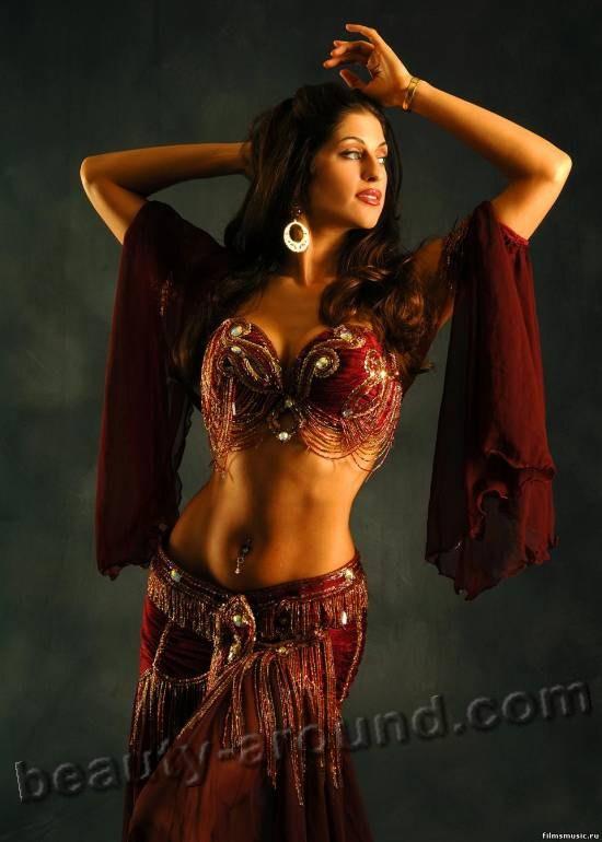 Садие Маргуард / Sadie Marquardt иранская танцовщица танца живота, профессионал высшего уровня