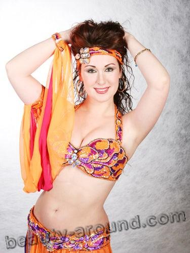Татьяна Федяева-Нур - известная танцовщица танца живота