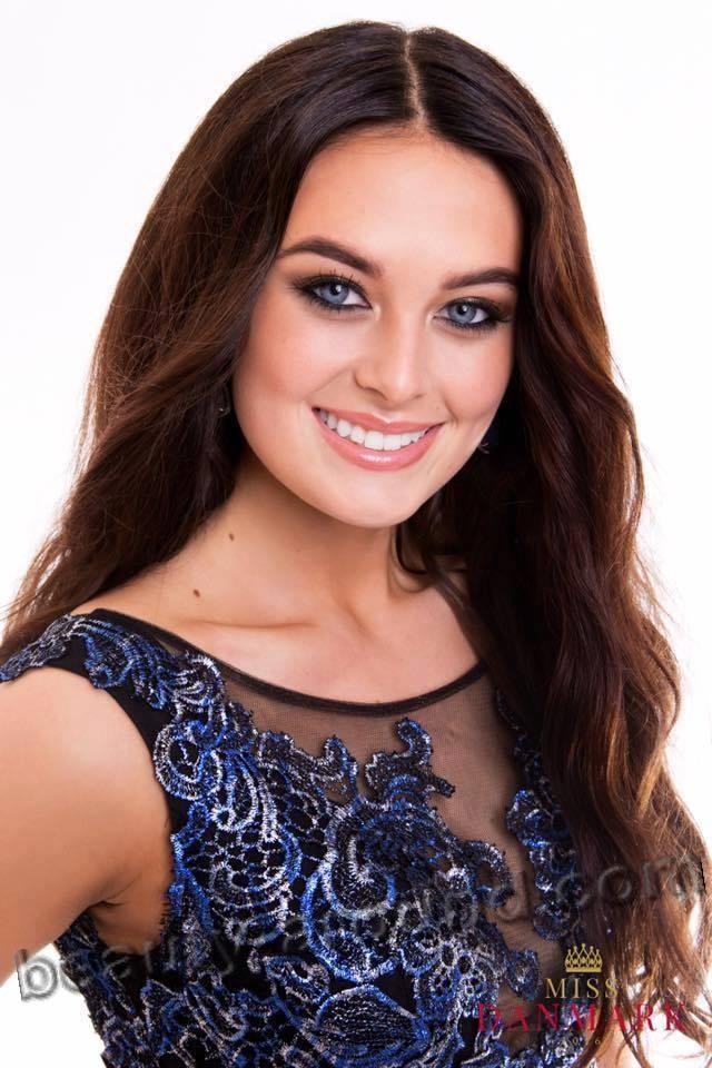 Helena Heuser  Miss Denmark 2016 pic