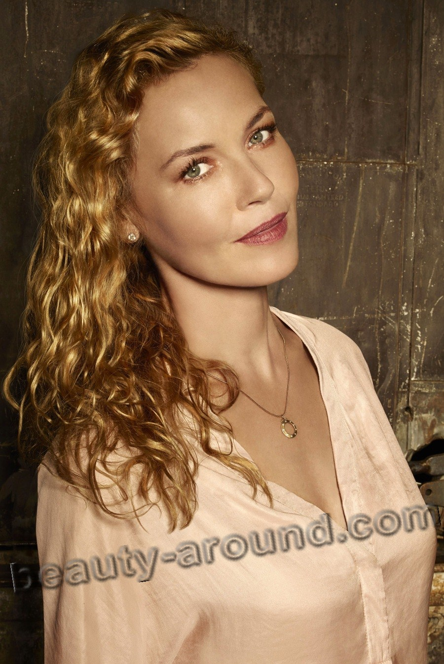 Connie Nielsen most beautiful Danish actress photo