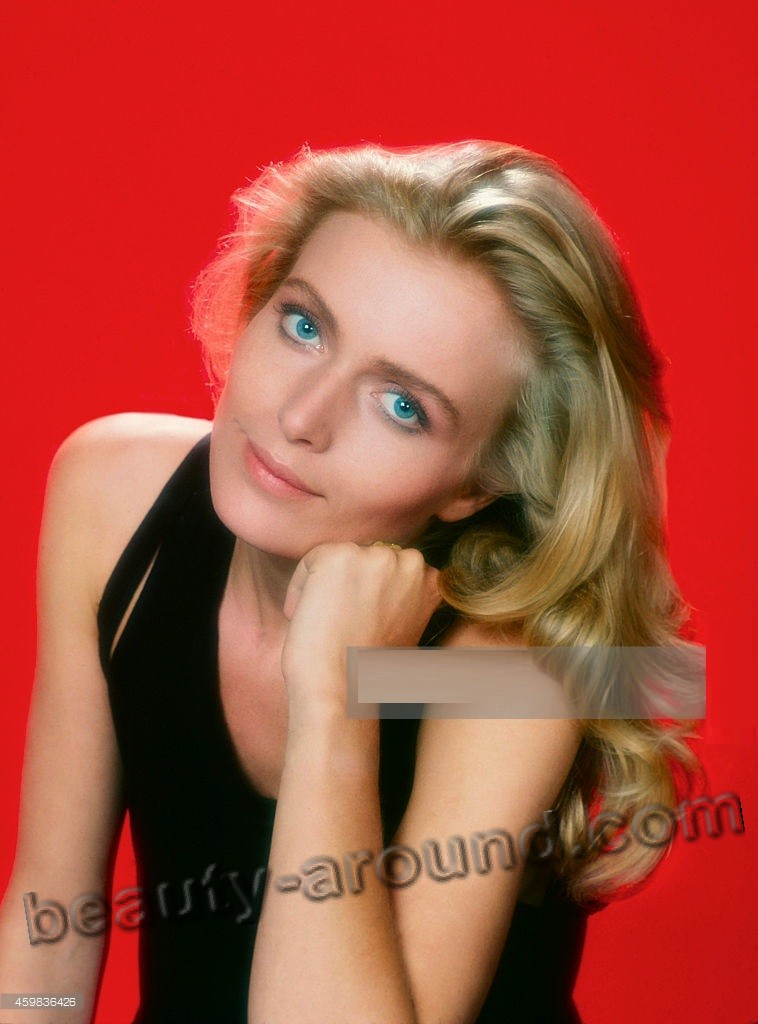 Merete Van Kamp nice Danish actress picture