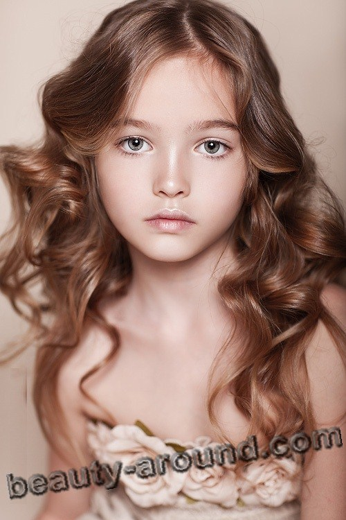 Anastasia Bezrukova the most beutiful young russian model