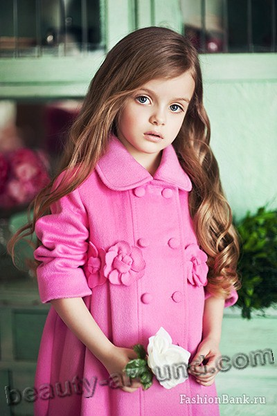 Milana Kurnikova the most beutiful russian young models photo