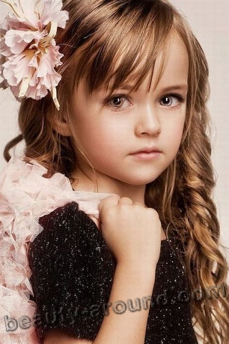 Kristina Pimenova russian young photomodels