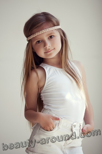 Janetta Kostyukova young models