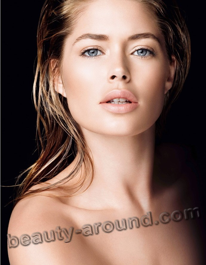 Photo of supermodel Doutzen Kroes