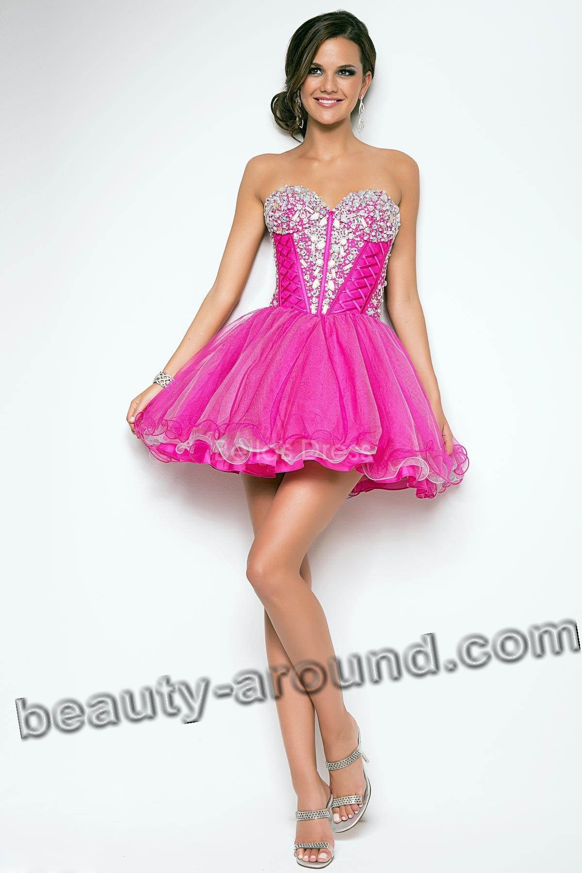 Платье стиле Беби Долл фото