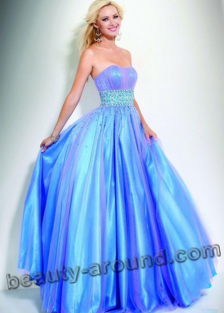 Платье для королевы выпускного бала фото